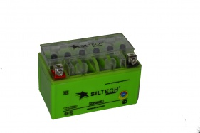SILTECH GEL green 12V14AH п.п. (YTX14-BS) (уп.6 шт)